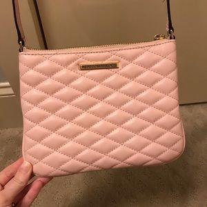 Rebecca Minkoff pink crossbody bag